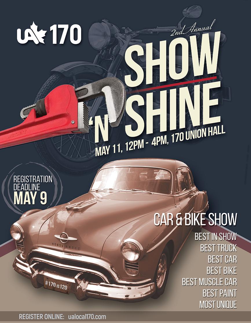 170 Show 'n Shine