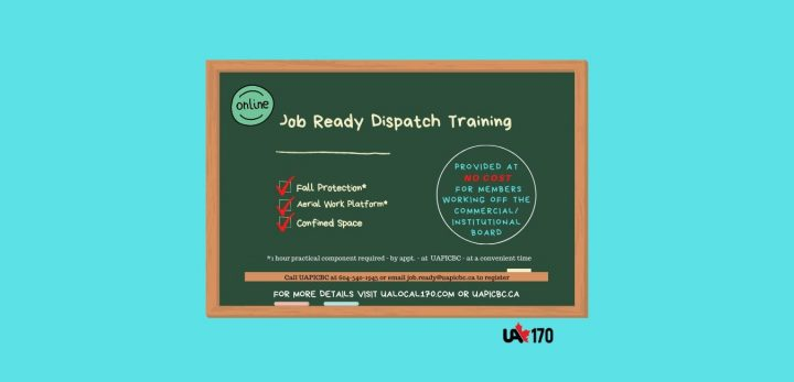 Job Ready Dispatch Training – Online Training Now Available