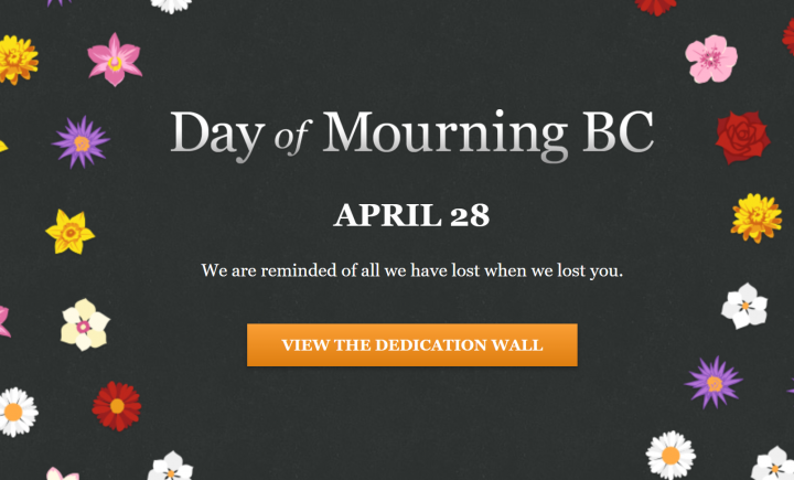 Day of Mourning – April 28